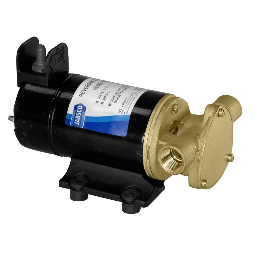 Jabsco Light Duty Reversible Diesel Transfer Pump model 186801000