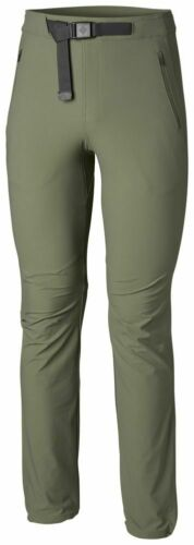 Details about  /COLUMBIA Passo Alto II AM8679316 Outdoor Hiking SoftShell Trousers Pants Mens