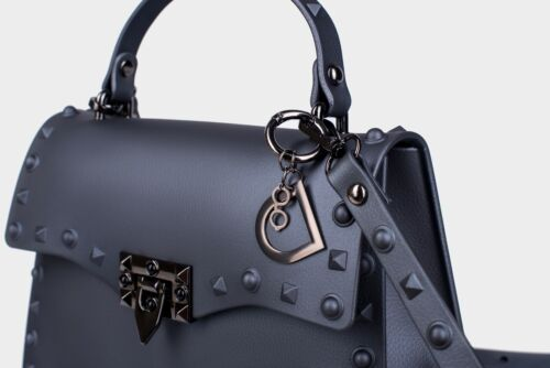 Studded Handbag for women Purse and Bags with Rivets