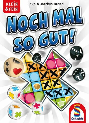 OVP Spiel Schmidt NOCH MAL SO GUT!