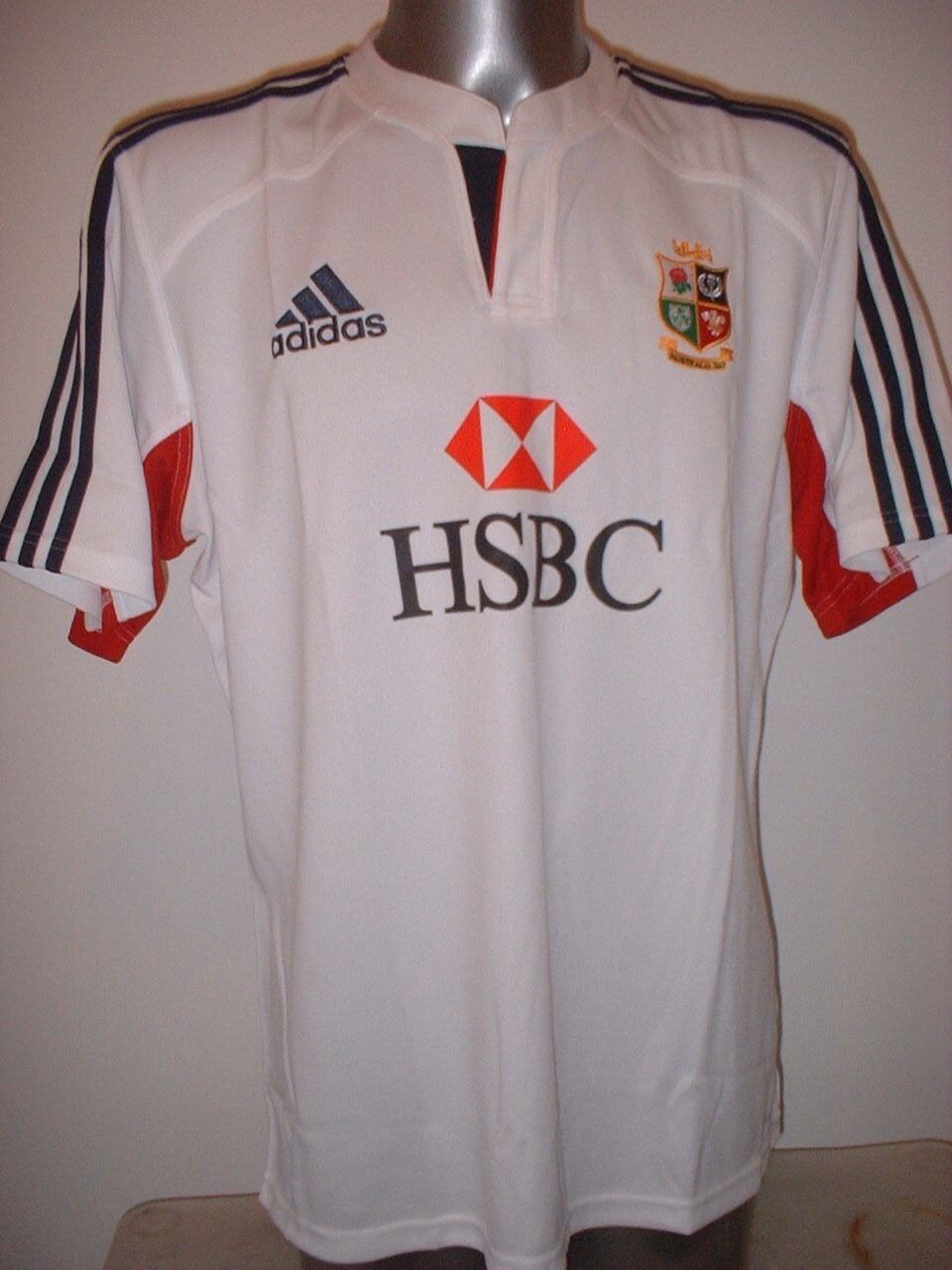 British Lions BNIB XL Adidas Training Rugby Union Shirt Jersey Australia 2013