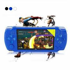 Blue 4.3'' Screen 8G 32 Bit Portable Handheld Game Console 1000+ Retro Games