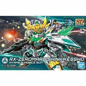 Bandai Sdbd Rx-zeromaru Shinkikessho Maquette En Plastique Gundam Construction