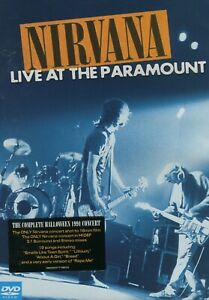 Nirvana : Live at the Paramount (DVD)