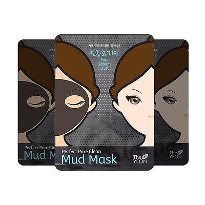 [THE YEON] Perfect Pore Clean Mud Mask 25g*1ea / Korea cosmetic