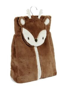 Levtex Baby Deer Diaper Stacker Diaper Bag Brown Brand New With Tags Soft Ebay
