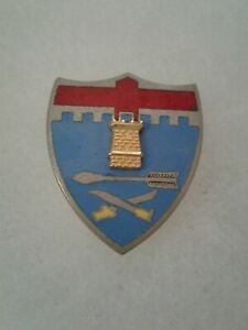 Authentic-US-Army-11th-Infantry-Regiment-DI-DUI-Unit-Crest-Insignia-E23