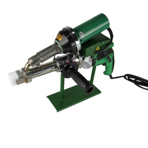 Handheld Plastic extrusion Welder machine  Welder extruder  LST600B 1600W
