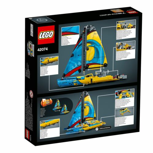 LEGO® Technic 42074 Rennyacht NEU OVP/_ Racing Yacht NEW MISB NRFB