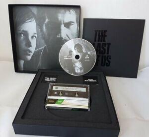 The-Last-Of-Us-Video-Game-Press-Kit-Playstation-UK-FAST-FREE-SHIPMENT