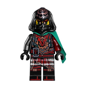 NEW LEGO Time Twin Young Figure is Named Acronix FROM FROM FROM SET 70626 NINJAGO (njo292) bee270