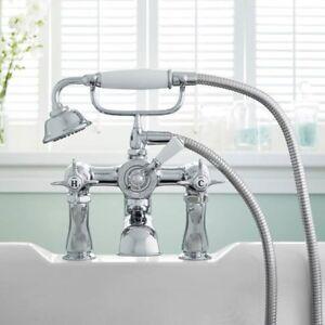 Image Is Loading Mira Virtue Chrome Bath Shower Mixer Tap 2