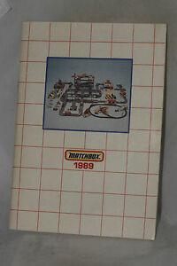 Matchbox-1989-Collector-039-s-Catalog-USA-Edition-Nice-Complete-amp-Original