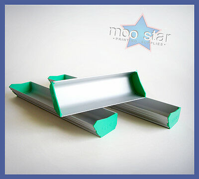 Screen Printing Photo Emulsion Scoop Coater / Coating Trough - 8 inch (205mm)