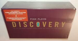 PINK-FLOYD-THE-DISCOVERY-BOX-COMPLETE-STUDIO-RECORDINGS-COLLECTION-NEW-SEALED-CD