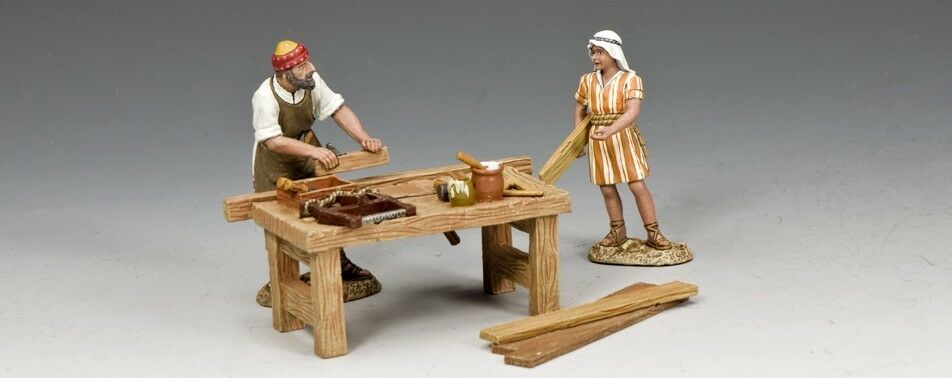KING AND COUNTRY Life of Jesus - In The Carpenter's Shop LOJ44 LOJ044