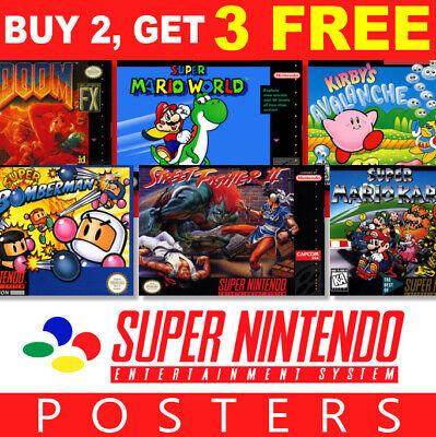 Mortal Kombat Poster A3 Size A4 Street Fighter Art Print