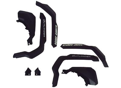 2013-2020 Can-Am Outlander Max R OEM Mud Guard Kit Fender Flares 715001764