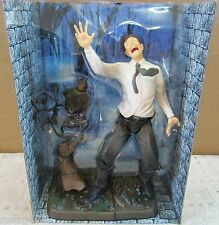 Strak Raven Vincent Vinny Action Figure+Diorama Victim Mysterious Deathshadows