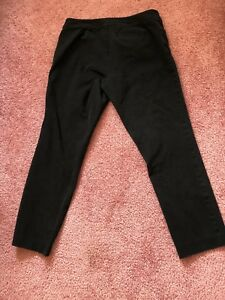 6ed6726404a5e Details about Chaps Womens Size 12 Petite Black Jeans FREE SHIPPING