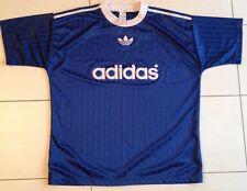 T-Shirt Adidas Originals, Taglia L, Colore Blu, Made In England