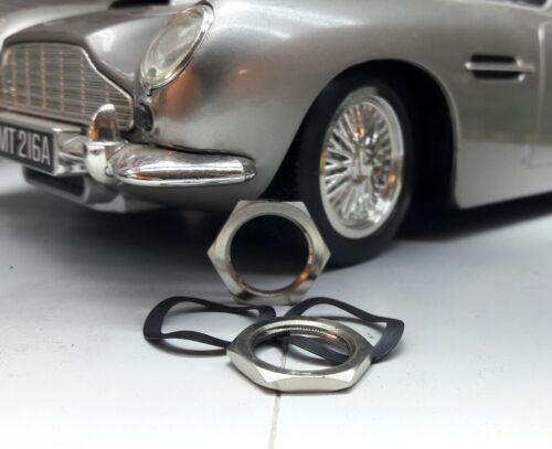 Daimler Dart Mutter Blende /& Scheiben Ersatzteil x2 Für Lucas 57SA Umschalter