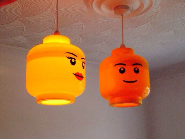 Lego Customised Light Shade