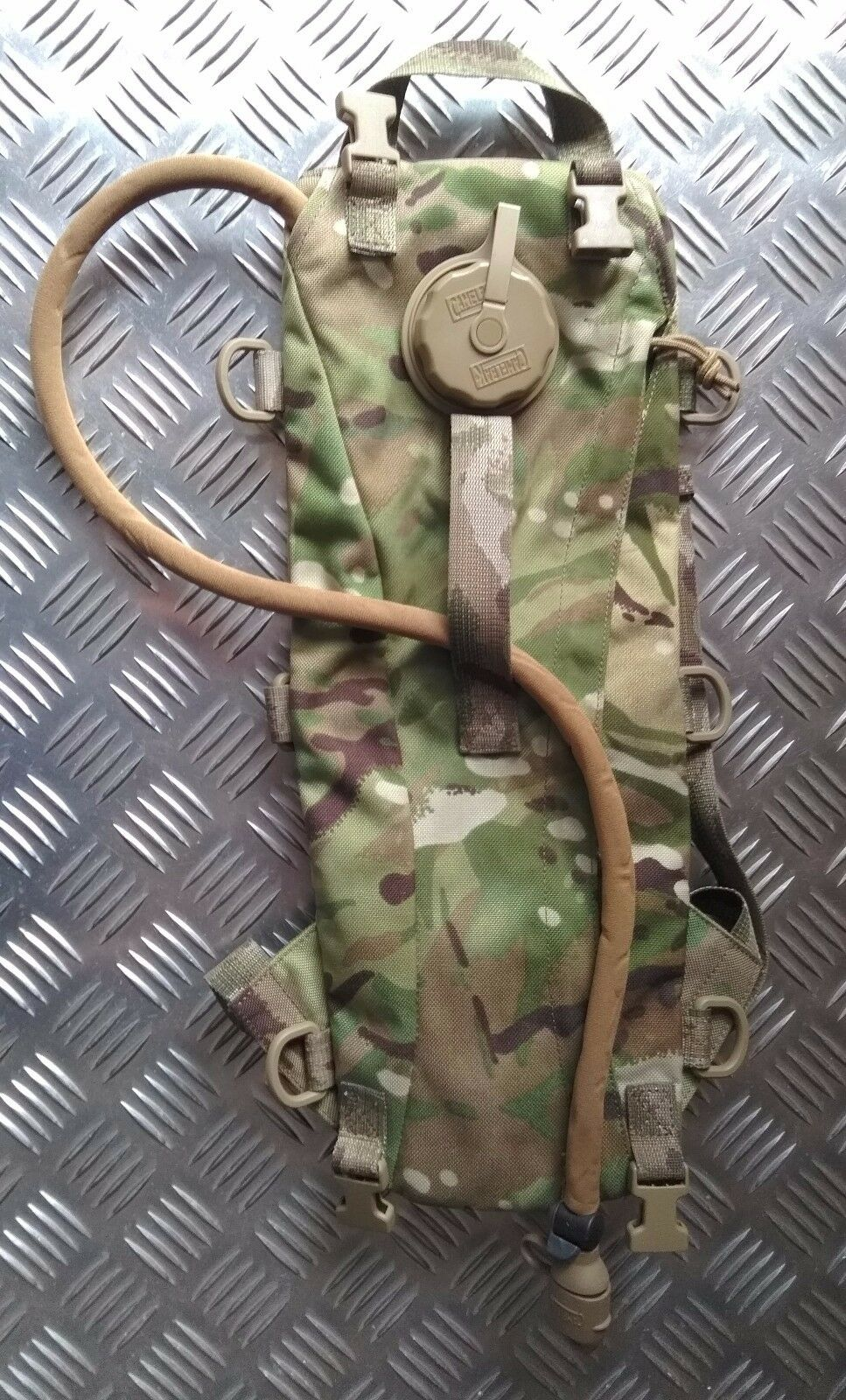 Genuine British Army Issue Camelbak Hydration  System MTP CAMO MULTICAM 3.0L  wholesale price and reliable quality