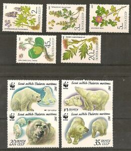 RUSSIA-THEMATIC-SETS-1962-1990-UNMOUNTED-MINT