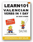 Learn 101 Velencian Verbs in 1 Day by Rory Ryder (Paperback, 2007)
