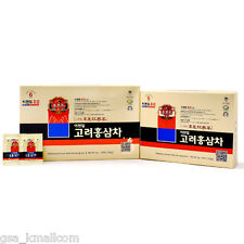 2000days KGR KOREAN RED GINSENG TEA 3gx100ea 6Years Panax Root Health Benefits