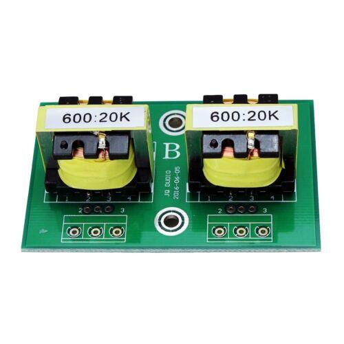 600K:20K Permalloy Audio Isolation Transformer Board Unbalanced Convertor