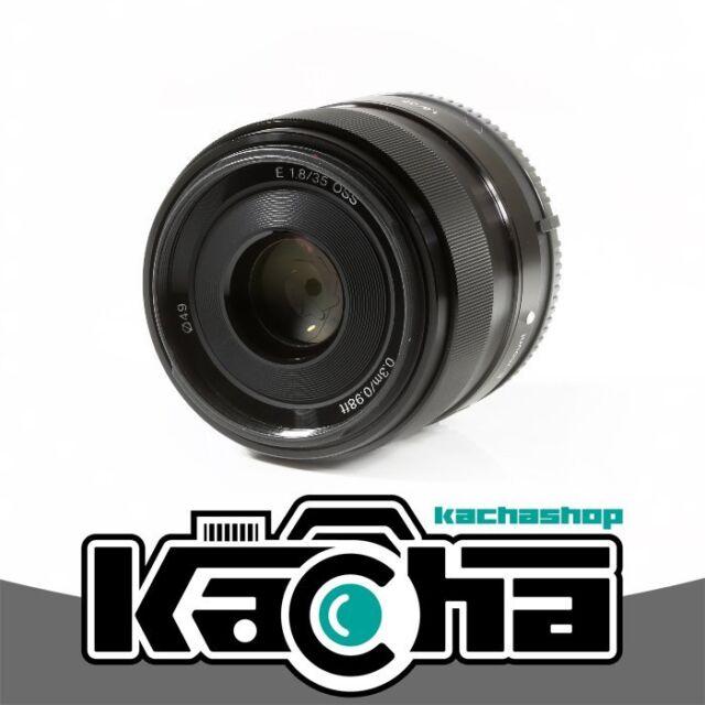 SALE Sony Alpha 35mm f/1.8 OSS NEX E-mount Prime Lens SEL35F18