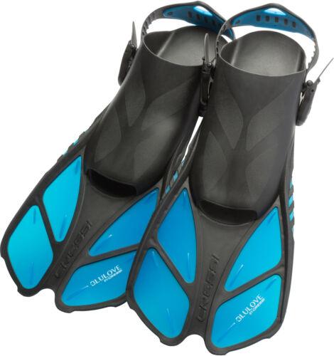 Cressi Bonete Open-Heel Fins with Adjustable Straps