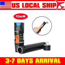 Visual Fault Locator Fiber Laser Optic Cable 650nm Vfl Equipment Tester Test Us