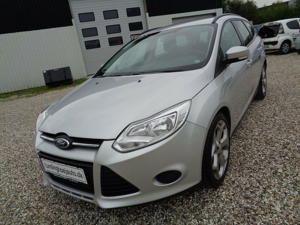 Ford Focus 1,6 TDCi 115 Trend Collection stc. Diesel