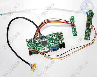 HDMI/DVI/VGA LCD Driver Lvds Controller Board Kit for 1920X1080 LM215WF4(TL)(A3)