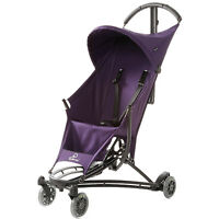 Quinny Yezz 2.0 Stroller And Seat Fabric Purple Rush Brand Free Shipping