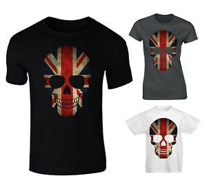 skull t shirt uk