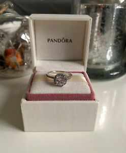 f867458df Image is loading PANDORA-Genuine-Classic-Elegance-Ring-196250CZ-ALL-SIZES