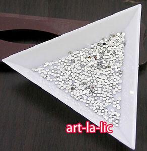 2pcs-Container-Holder-Triangle-Phone-Craft-Nail-Art-Rhinestones-Gems-Beads