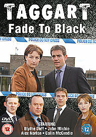 1 of 1 - Taggart - Fade To Black (DVD, 2010)