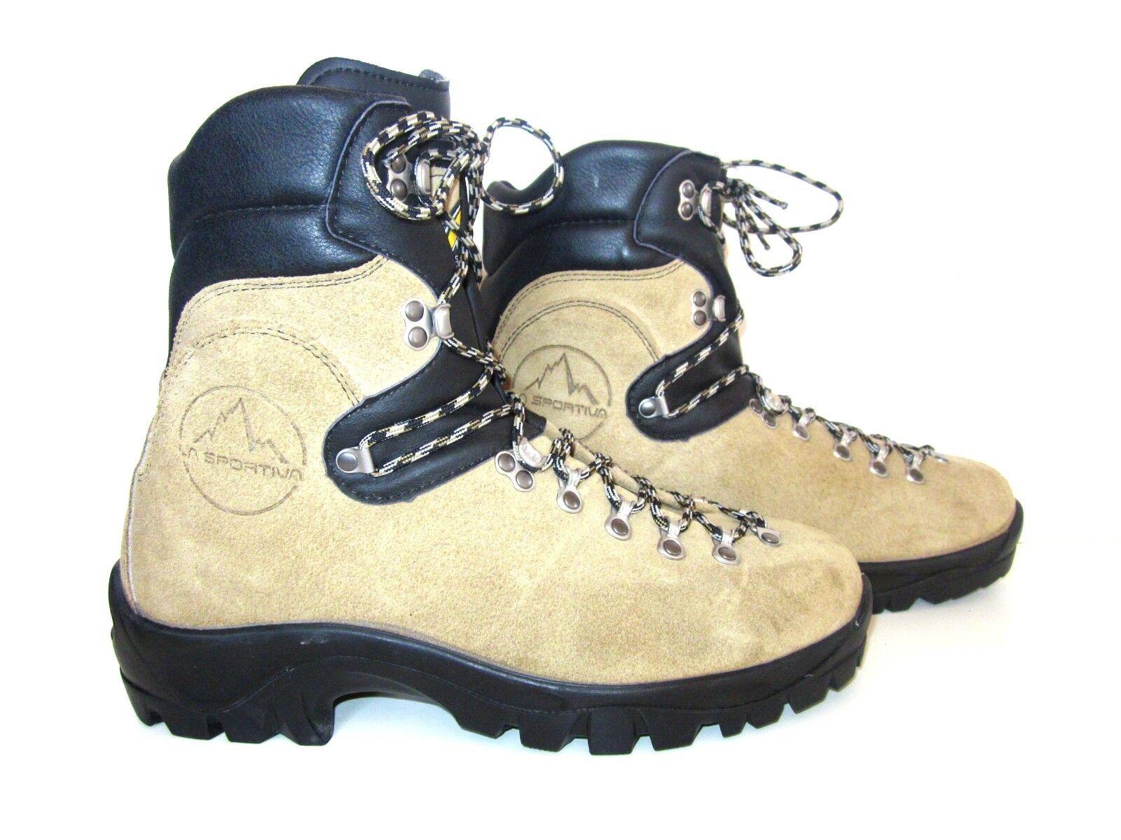 La SPORTIVA Ghiacciaio Escursionismo Alpinismo uomo stivali UK11.5 EU46.5 RRP