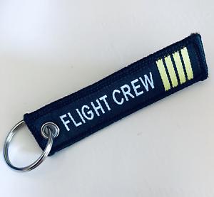 Flight-Crew-Mini-Anhaenger-Keyring