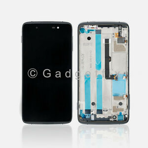Display-LCD-Screen-Touch-Digitizer-Glass-Frame-For-Blackberry-DTEK50-DTEK-50