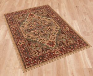 Traditional-Rug-Afghan-Ziegler-Rug-Soft-Quality-Living-room-Floor-Carpet-Rugs