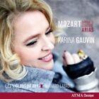 Concert & Opera Arias - Mozart Gauvin Violons Du Rou Labadie 2014 CD