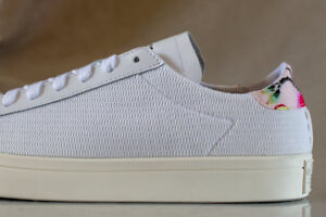 Details about Adidas Originals Womens Court Vantage Trainers Leather Shoes Sneakers BY9230