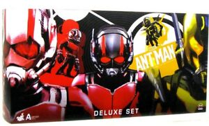 Ensemble de figurines de collection de luxe 6 pouces Ant-man de Marvel Artist Mix