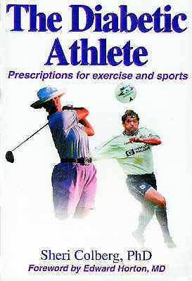Sheri Colberg : The Diabetic Athlete